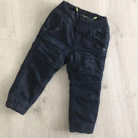Ocieplane spodnie Cool club rozmiar 92