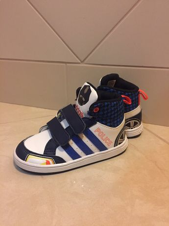 Buciki Adidas Police NOWE r. 22