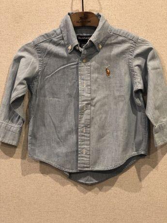 Рубашка Ralph Lauren. Zara. HM