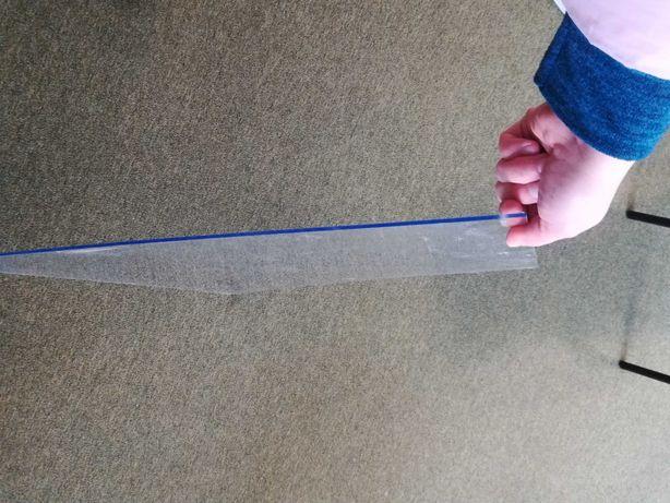 Płyty poliwęglanowe kwadratowe (mocniejsze od plexi) 62x62