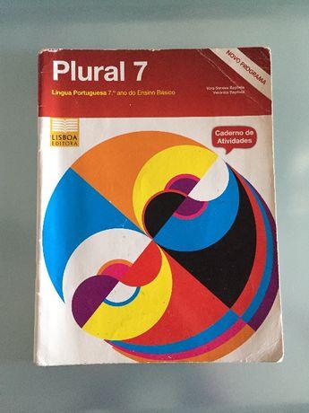 Caderno Actividades Português - Plural 7