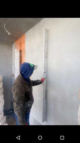 Утеплення фасадні роботи, ремонт під ключ, декоративна штукатурка