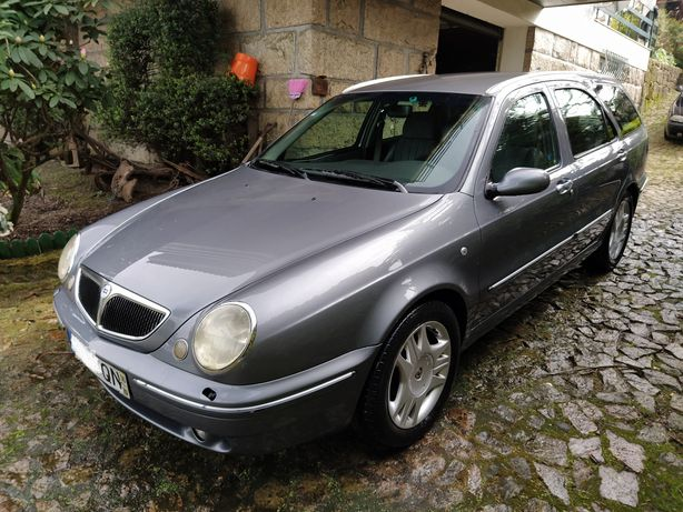 Lancia lybra 2.4 JTD