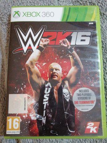 Gra Xbox 360 W2K16