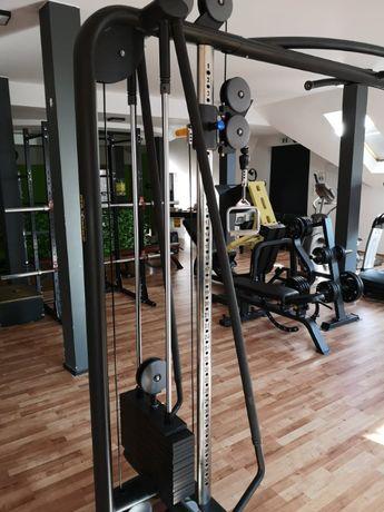 Brama treningowa z regulacją rączek sprzęt siłownia MAXIMUS