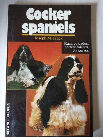 Livro raça Cocker spaniel