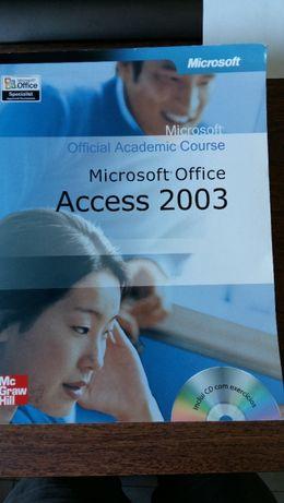 Livro Access 2003