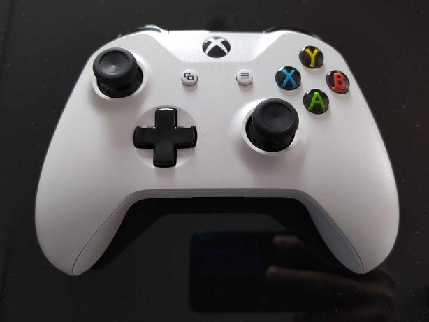 Pad Xbox One S biały w pełni sprawny oryginał