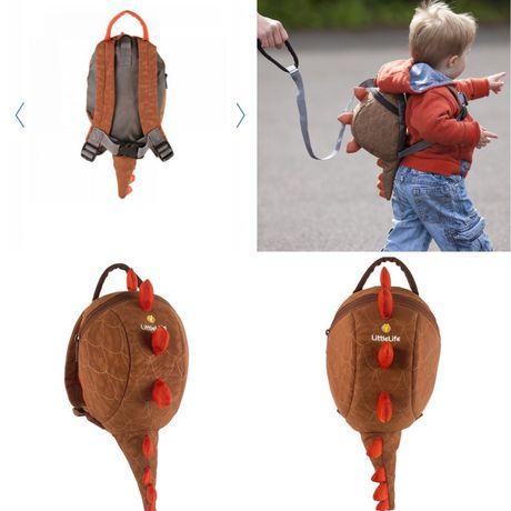 Детский рюкзак little life динозавр h&m портфель zara вожжи zara