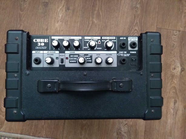 Комбоусилитель Roland Cube-30 Cosm производство Индонезия
