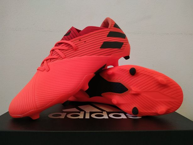 Korki Lanki Adidas Nemeziz 19.2 FG r. 42 2/3 półprofesjonalne buty