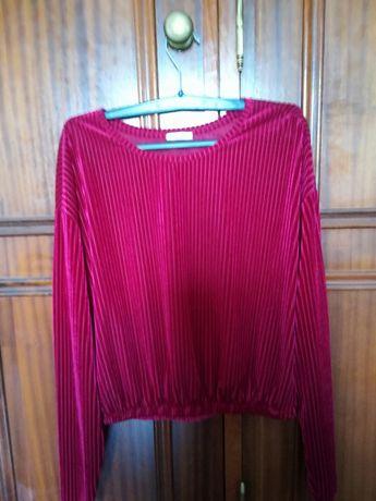 Camisola Zara (usada uma vez)