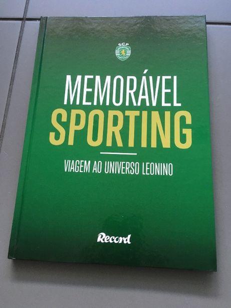 Memorável Sporting Viagem ao Universo Leonino