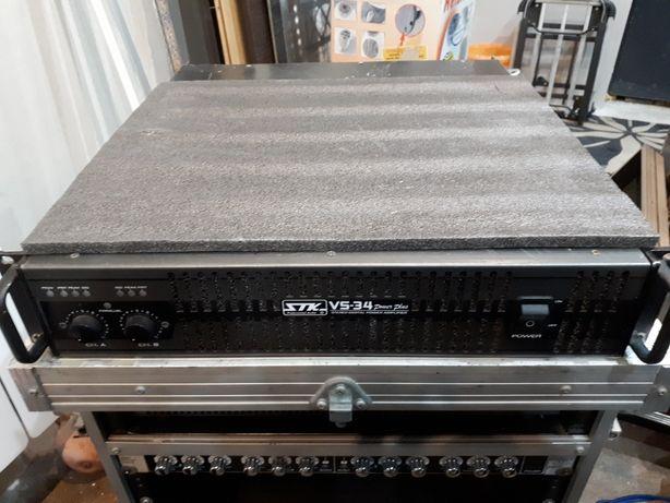 Końcówka mocy STK VS-34 2X 1700W