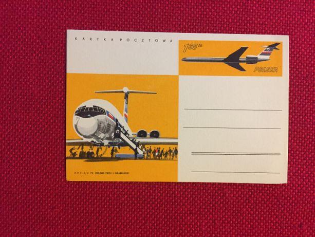 LOT kolekcjonerska kartka pocztowa 1972r.