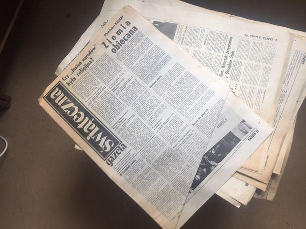 Продаю газети підійдуть для декорування стін