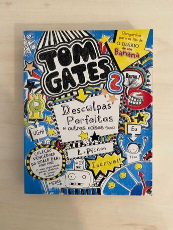 Tom Gates: Desculpas Perfeitas (e outras coisas fixes) - Booksmile