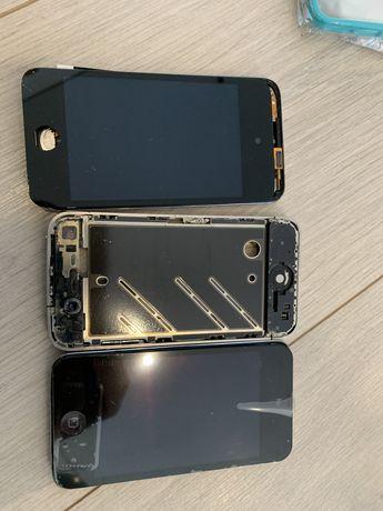 Ipod 8gb e 32gb iphone 4