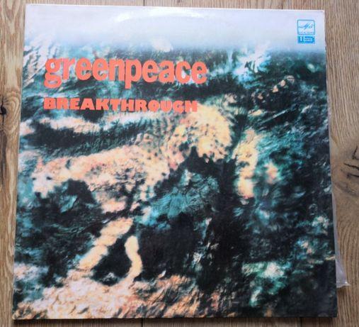 Greenpeace - Breakthrough - Winyl
