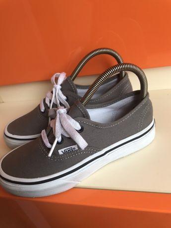 детские кеды Vans 31 размер дитяче взуття кєди