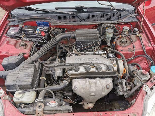 Skrzynia biegów HONDA Civic VI 1.4 16v D14A4