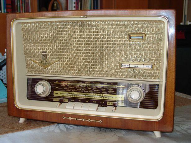 Radio lampowe Grundig 2028