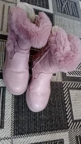 Зимові чобітки 31 розмір