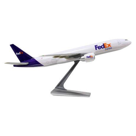 Boeing 777 FEDEX Model samolotu