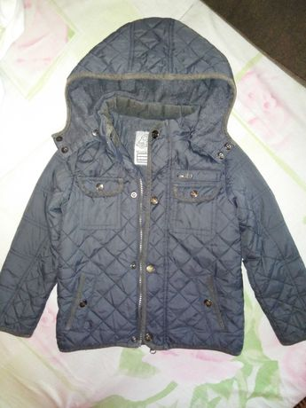 Куртка для маленького модника
