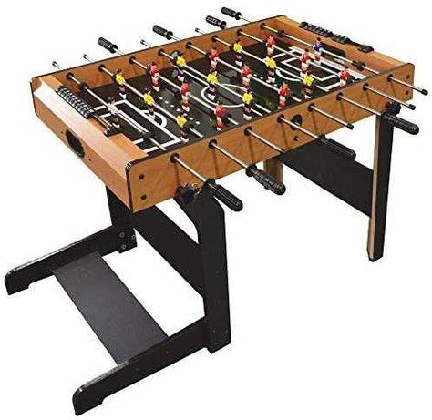 Stół do piłkarzyków składany