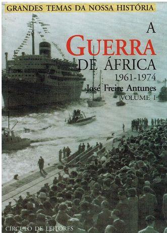 1544 A Guerra de África (2 Volumes) de José Freire Antunes