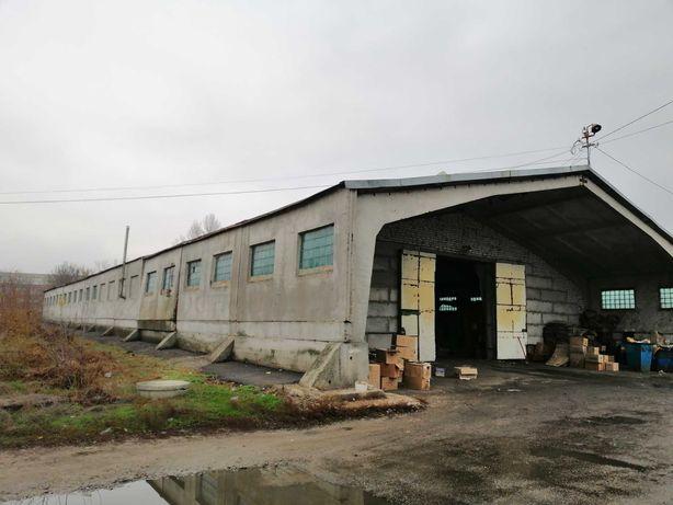 Продам склад (производство) 1400 м2 на пр. Любови Малой 99