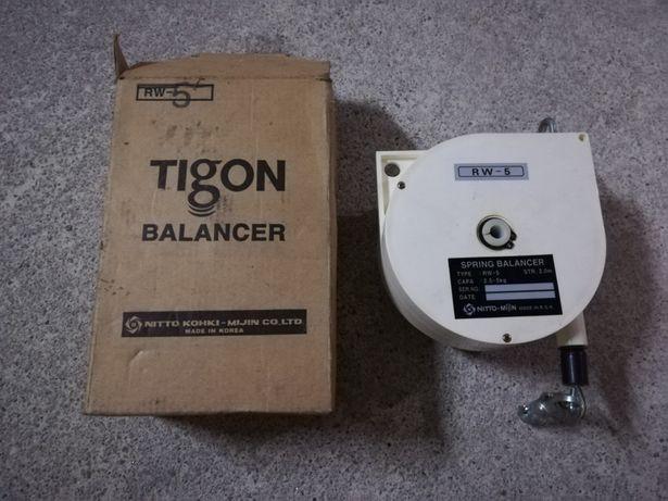 1 - Balancer (2.5kg - 5kg) novo e 1 - Balancer (1kg - 2kg) usado