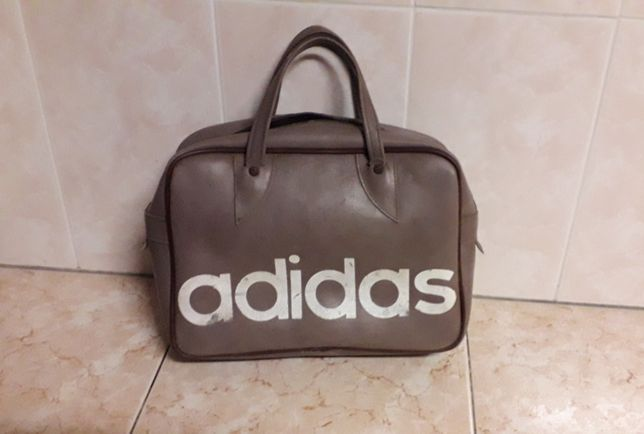 Mala bolsa sacola adidas vintage