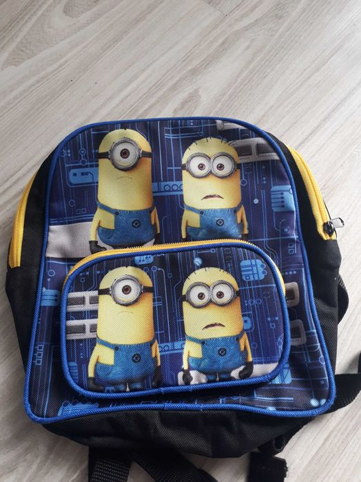 Plecak plecaczek do przedszkola MINIONKI Rumia - image 1