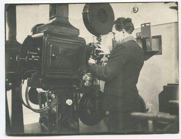 Стационарный Кинопроектор ТОМП IV ТОМП 4