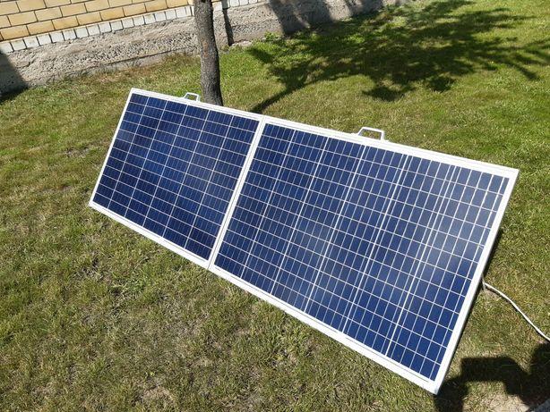 Портативна сонячна елетростанція  Axioma