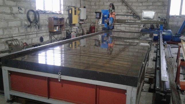 Плазменная и газопламенная резка металла толщиной до 200мм