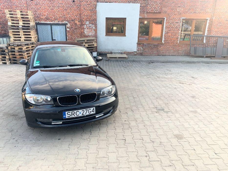 BMW 120D 2009 rok pierwszy właściciel w kraju Racibórz - image 1
