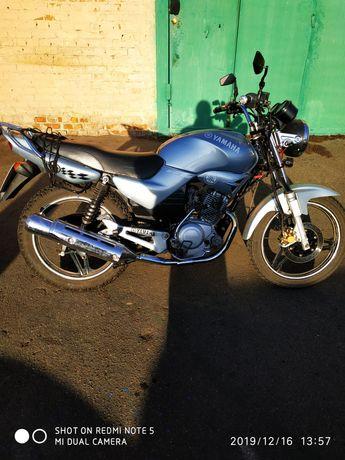 Мотоцикл ямаха 125
