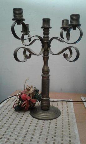 Продам подсвечник бронзовый на 5 свечей