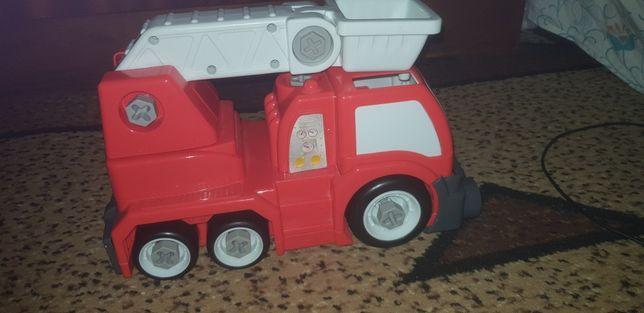 Большая пожарная машина разборная