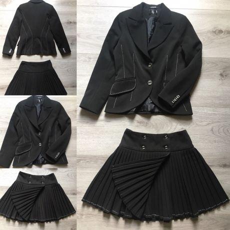 Школьная форма на девочку рост 126/134 Пиджак, юбка, брюки, сарафан