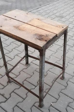 Stół stolik garażowy warsztatowy samorobny