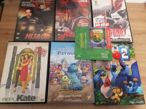 Płyty DVD zamienię!!