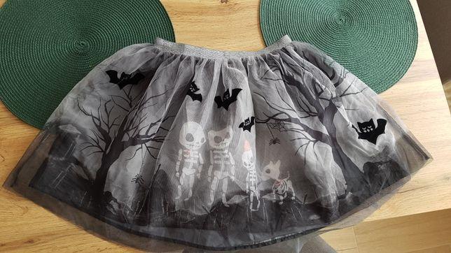 Spódnica na Halloween