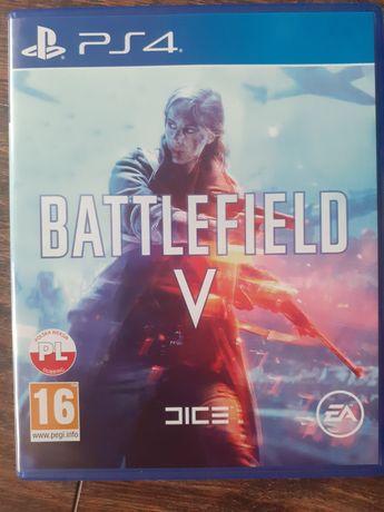 Battlefield V gra na PS4