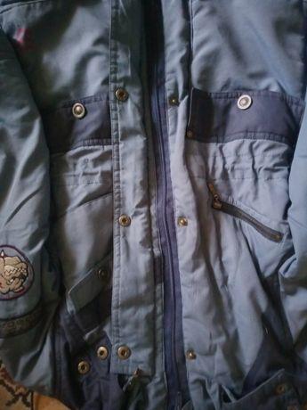 Курточка синтепон 4-5 лет libellule