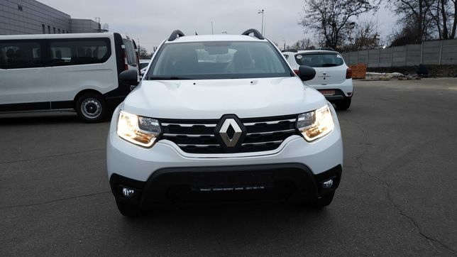 Рено Дастер Зен Renault Duster
