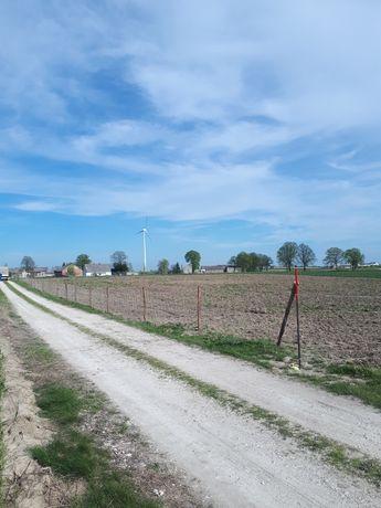 Ziemia ,działka rolna